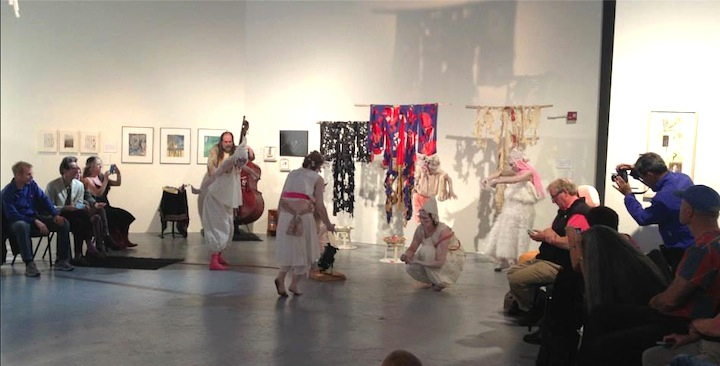 Butoh Dance Collaboration