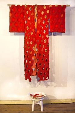 Deconstructed Kimono V
