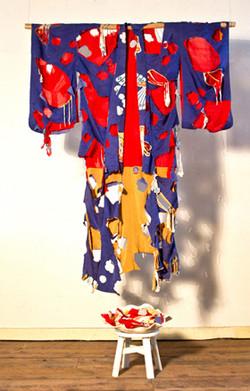 Deconstructed Kimono III