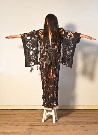 Deconstructed Kimono II