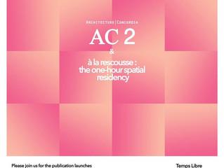 Digital Architectural Environments | AC2 Publication