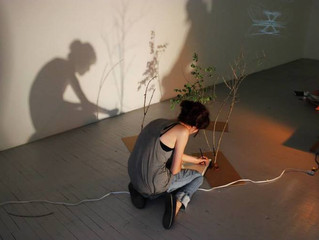 reblog: Performance, Mapping, and Projection at Marking Space