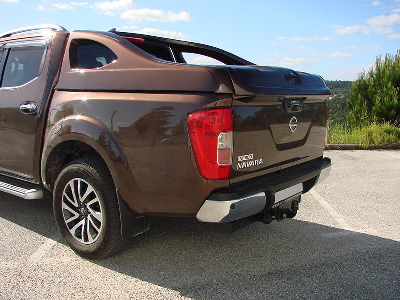 Fullbox Nissan NP300 D23
