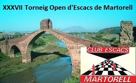 Open Martorell 2019