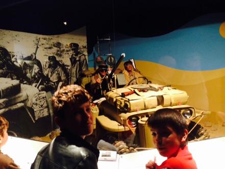 Une journée au musée de la résistance