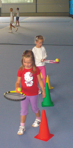 Tenniscamp Bambini