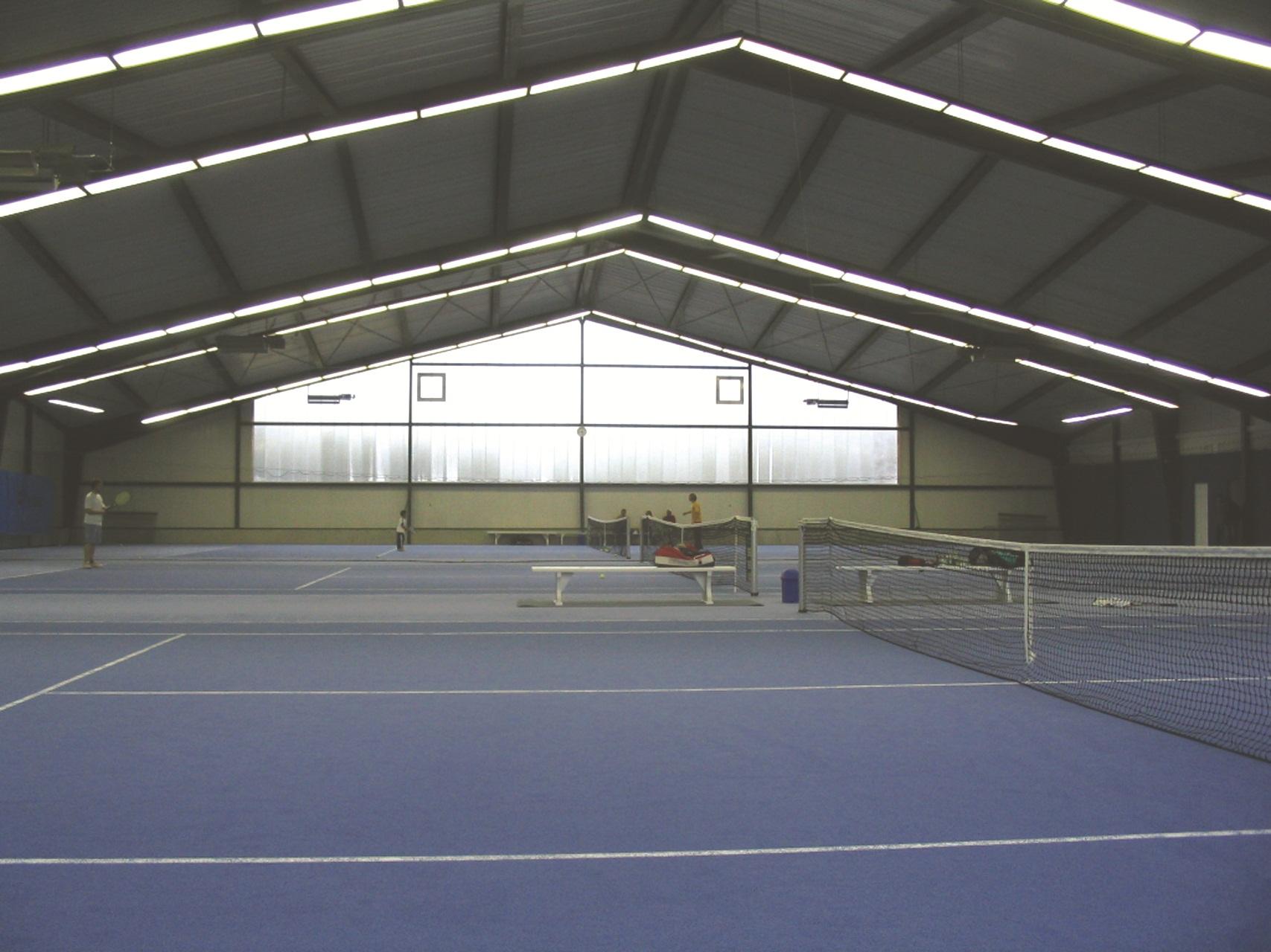 Tennishalle Markdorf