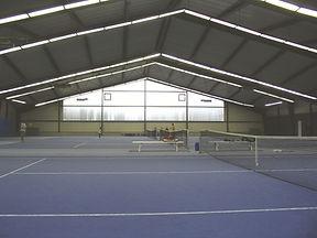 Tennishalle am Bodensee - PRINCE Tennisarena