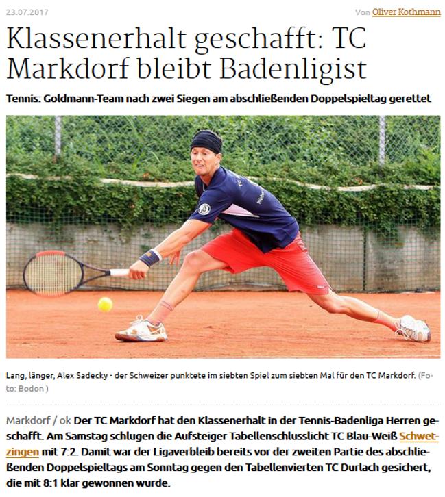Head Tennisacademy Bodensee-Tennis-Base