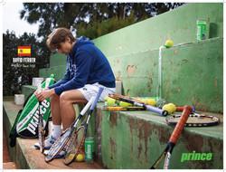 Tenniscamp Prince