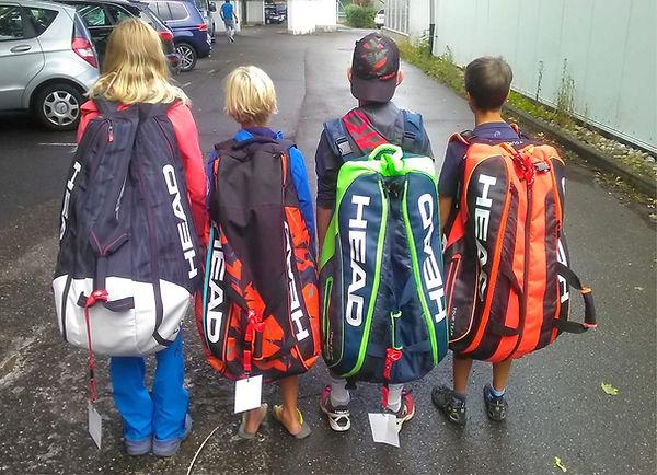 HEAD Tennis Academy Turnierreise 2020