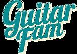 guitar fam logo footer