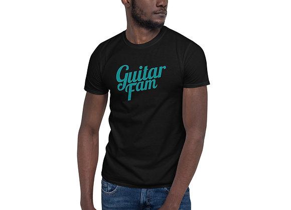 Teal Logo Men's T-Shirt