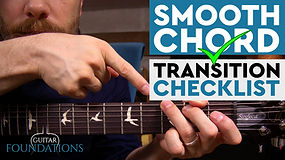 Changing Chords Smoothly