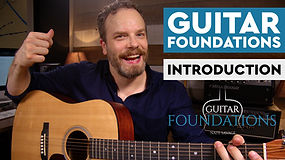 Guitar Foundations Introduction