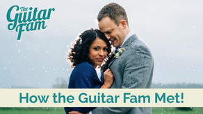 How the Guitar Fam Met - A Love Story