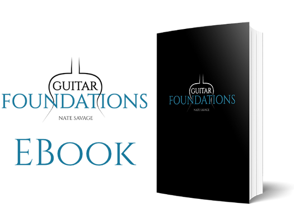 Guitar Foundations  EBook
