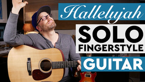 """How to Play """"Hallelujah"""" by Leonard Cohen"""