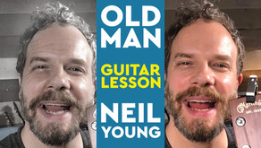 """How to Play """"Old Man"""" by Neil Young"""