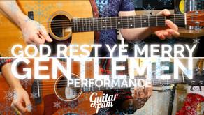 """God Rest Ye Merry Gentlemen"" - Performance"