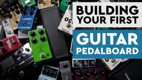 Build Your Guitar Pedalboard