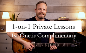 Book private 1-on-1 video lessons with Nate Savage. The first one is complimentary, so book it today!