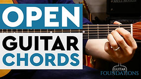 Your First Open Chords