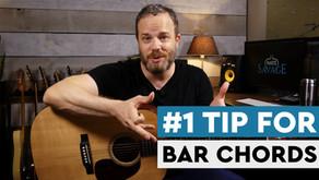 The Number 1 Tip for Bar Chords