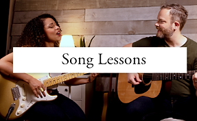Learn how to play your favorite songs with our ever-growing library of guitar song lessons.