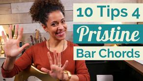 10 Tips for Pristine Bar Chords