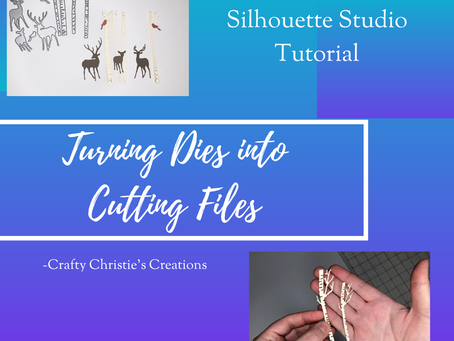 Turning Dies into Cutting Files
