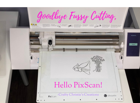 Goodbye Fussy Cutting, Hello PixScan!