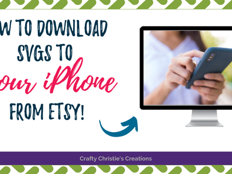 Download SVGs to your iphone