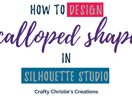 How to Design Scalloped Shapes