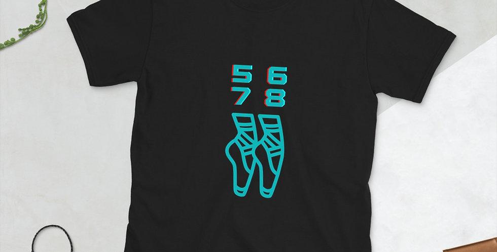 Adult Short-Sleeve Unisex T-Shirt -Zoe More Design