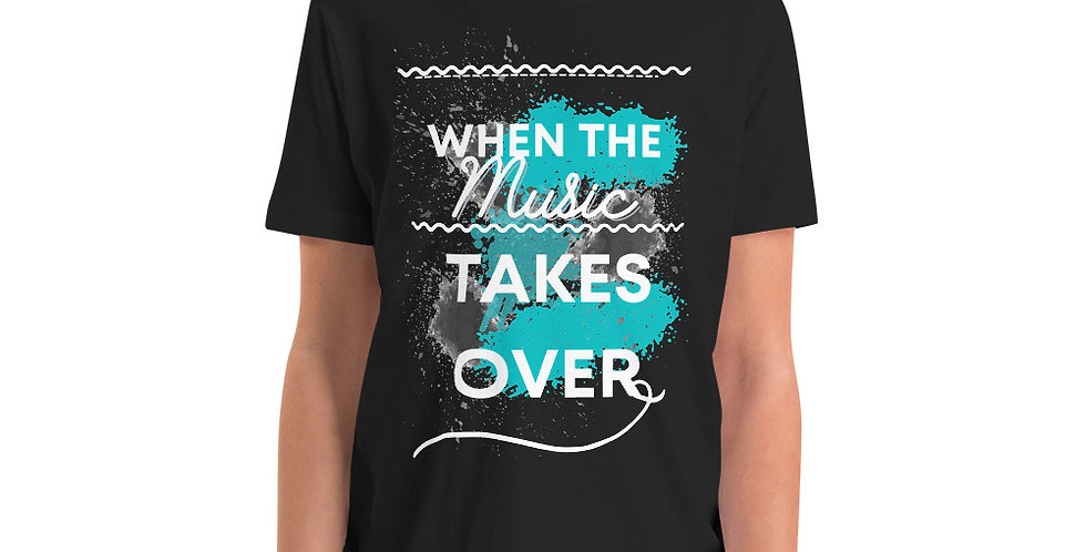 Youth Short Sleeve T-Shirt-M Crawshaw design