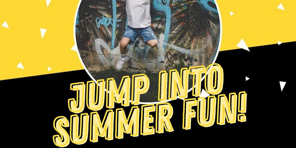 LilBeatz Hip Hop for Totz Summer Party! (4 -6 yrs no parents)