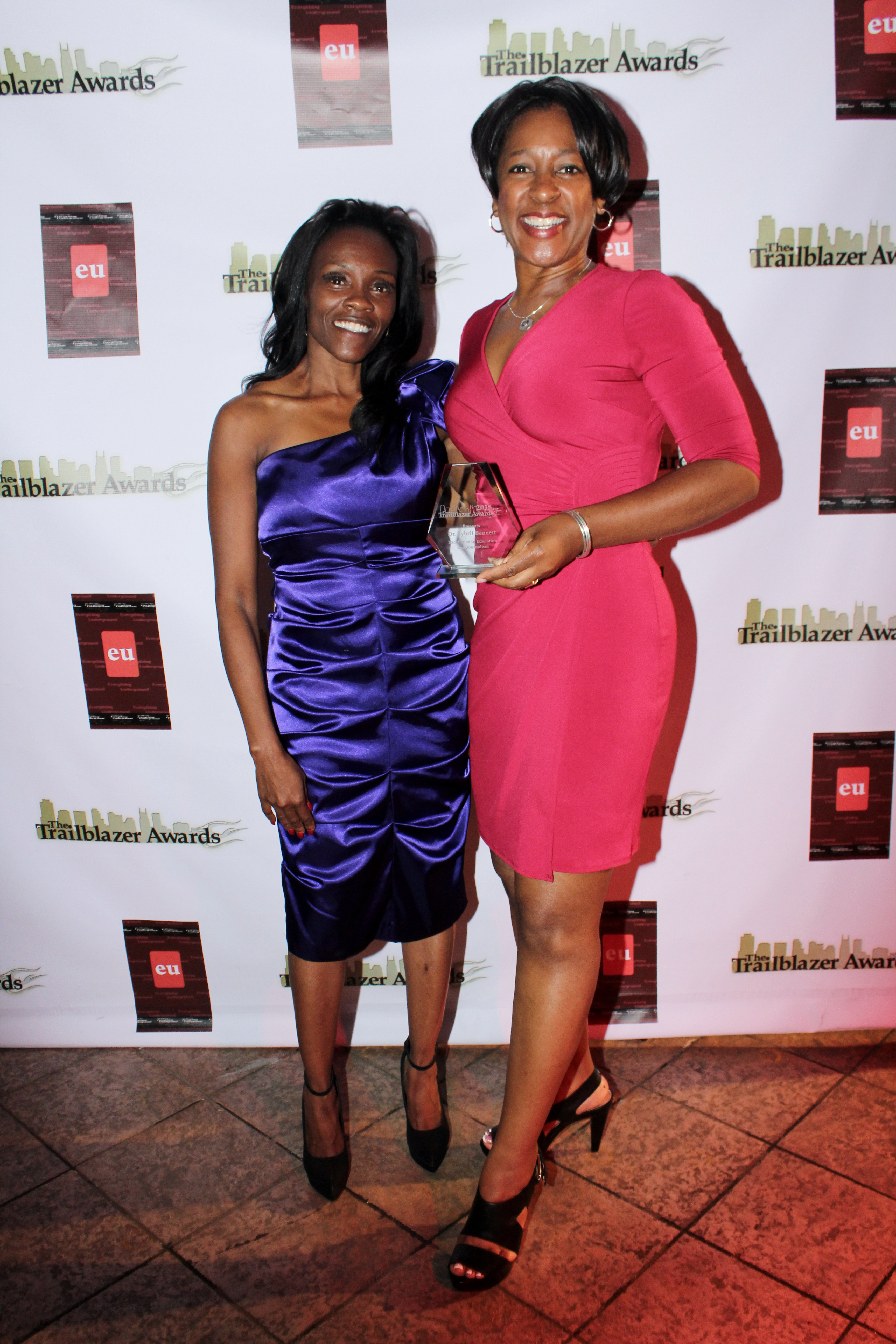 Lashell and Dr. Sybril Bennett