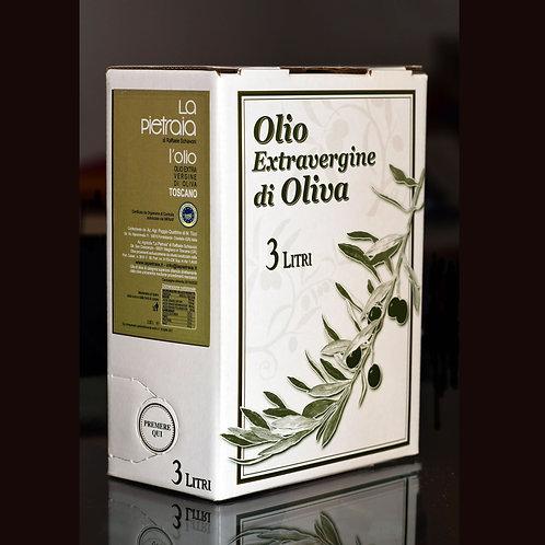 Olio Extravergine di Oliva (3L)