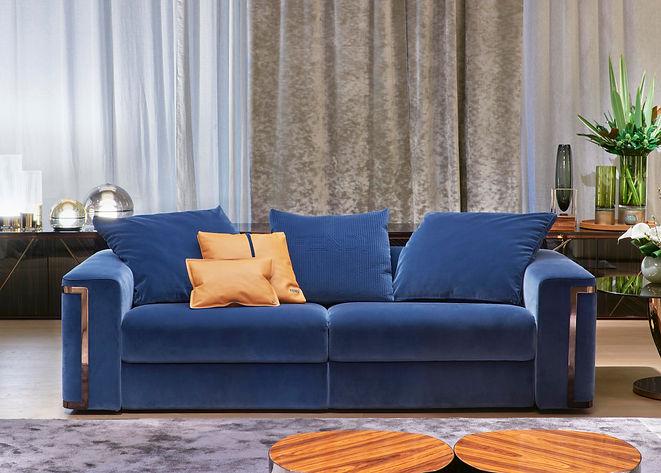 FF Montgomery Embrace sofa, Antius low c