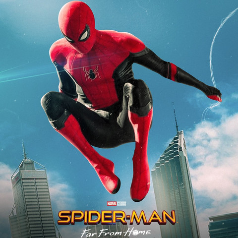 Movie Rewatch Review: Spiderman Far From Home