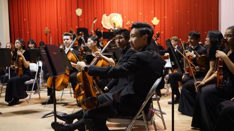 Senior Spotlight: Jeffrey Lu Pairs Blunt Charm with Musical Mastery
