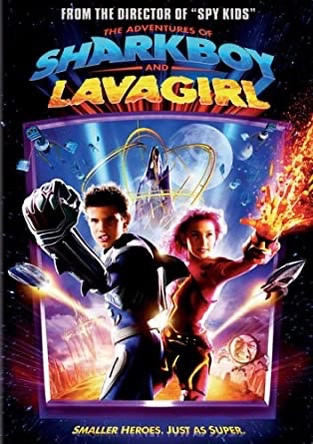 Movie Rewatch Review: The Adventures of Sharkboy and Lavagirl