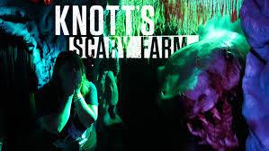 A Spooky Trip to Knotts Scary Farm