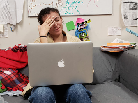 Seniors, Stop Complaining About College Apps
