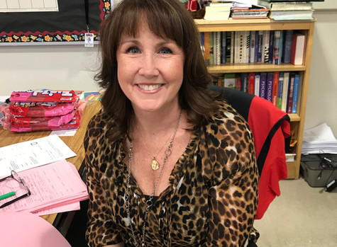 Three Decades Later... Mrs. Hoffmeister Shares Homecoming Experience