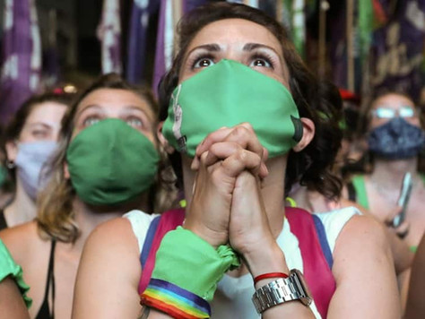 Argentina Becomes Largest Latin American Country to Legalize Abortion
