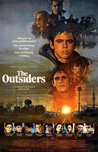 Movie Rewatch Review: The Outsiders