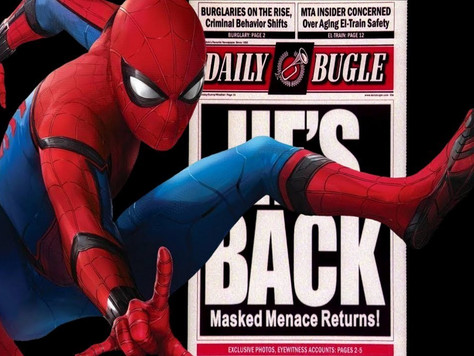 Spider-Man Comes Home... Again