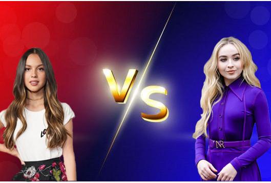 Olivia Rodrigo and Sabrina Carpenter Commence Love Song Showdown